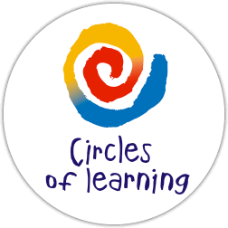 Circles of Learning logo - home